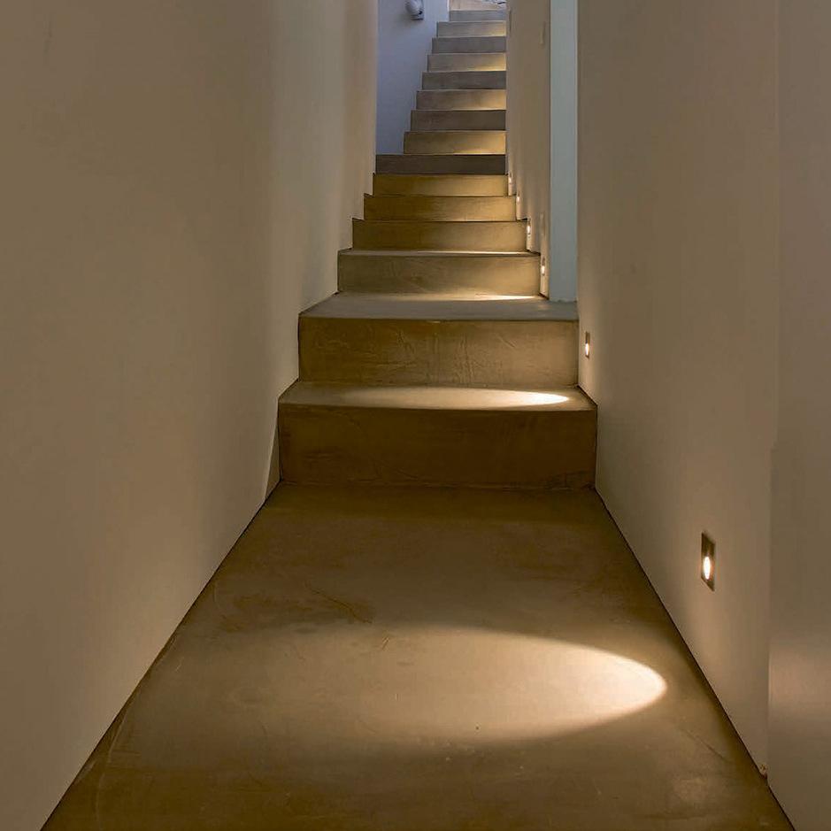 LED Steps Lights