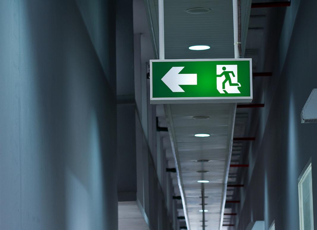 Energy-Saving Signs