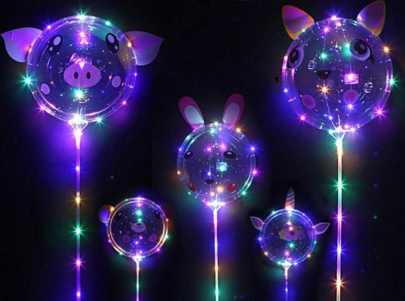 Flashing Balloon Lights