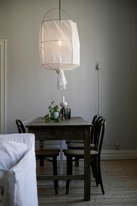 Large Pendant Light