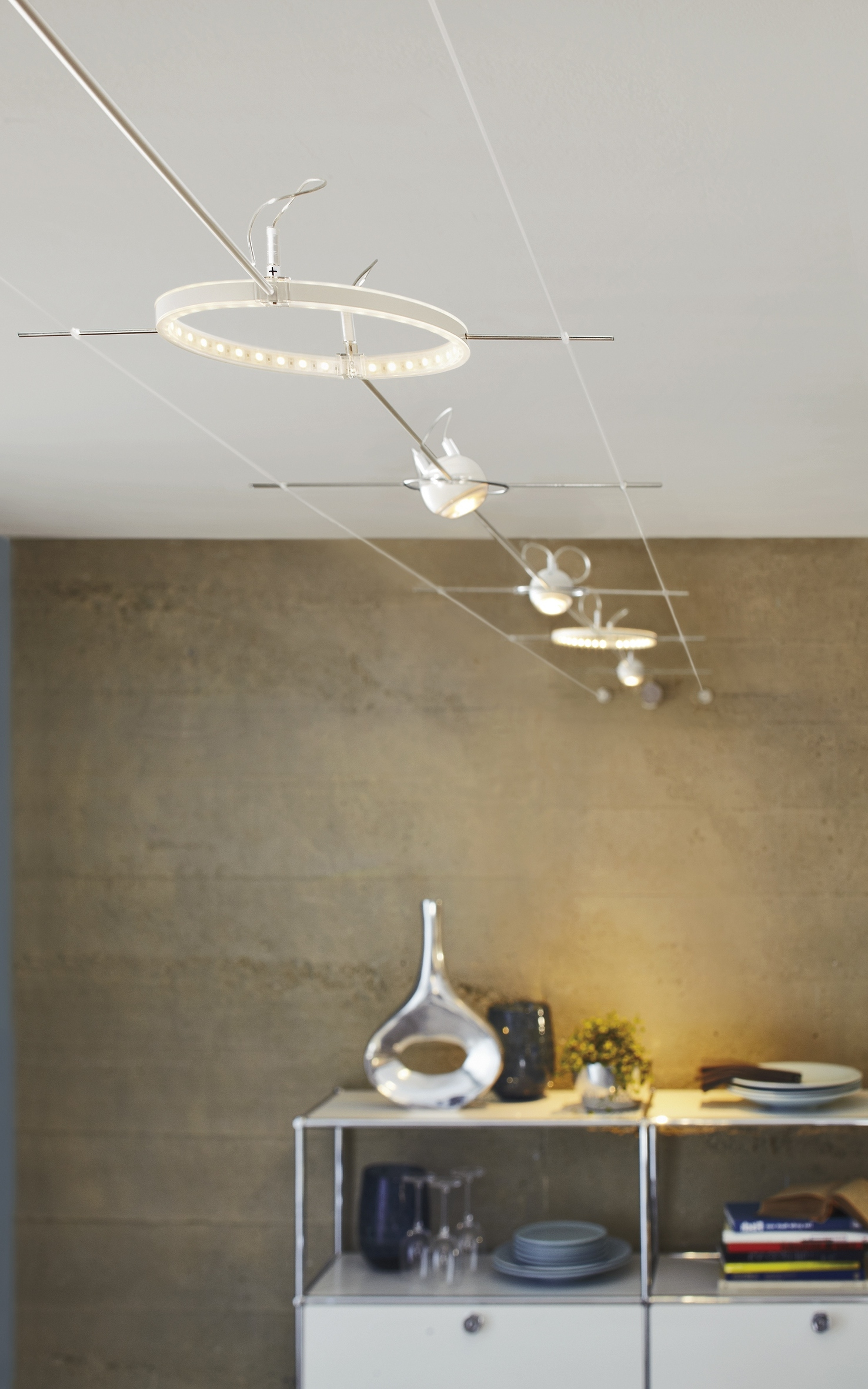 How To Configure A Track Lighting System