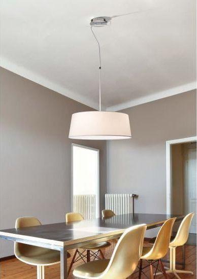 Pendant lights know the different types drum pendant light aloadofball Images