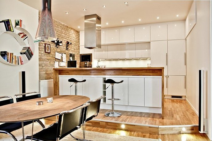 recessed lights in a kitchen - Recessed Lighting Tips