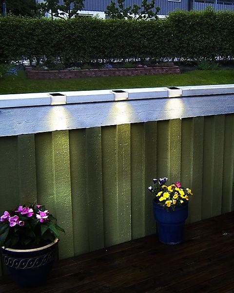 safety solar lights