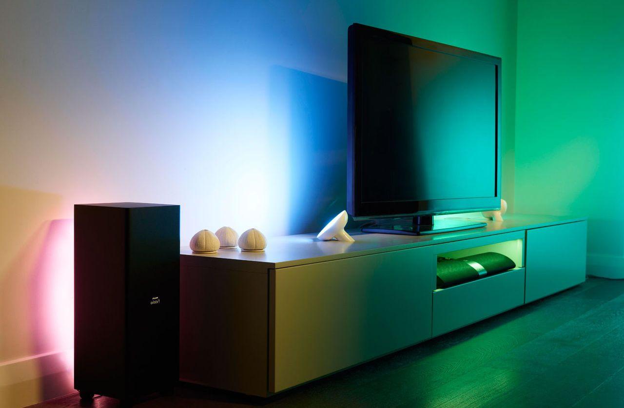 using smart LEDs