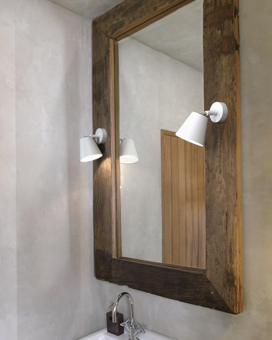 Wall spotlights