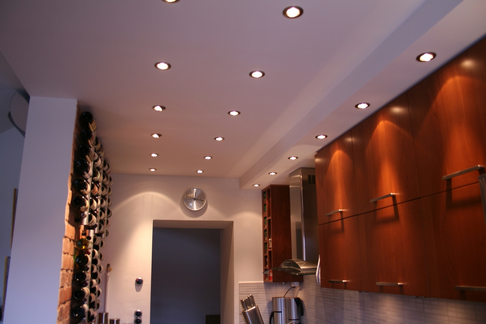 Styles innovations features of recessed lights recessed lights with colored trims mozeypictures Images