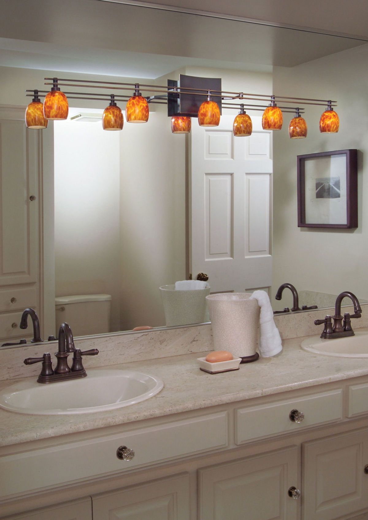 Best Lighting Solutions For Small Bathroom