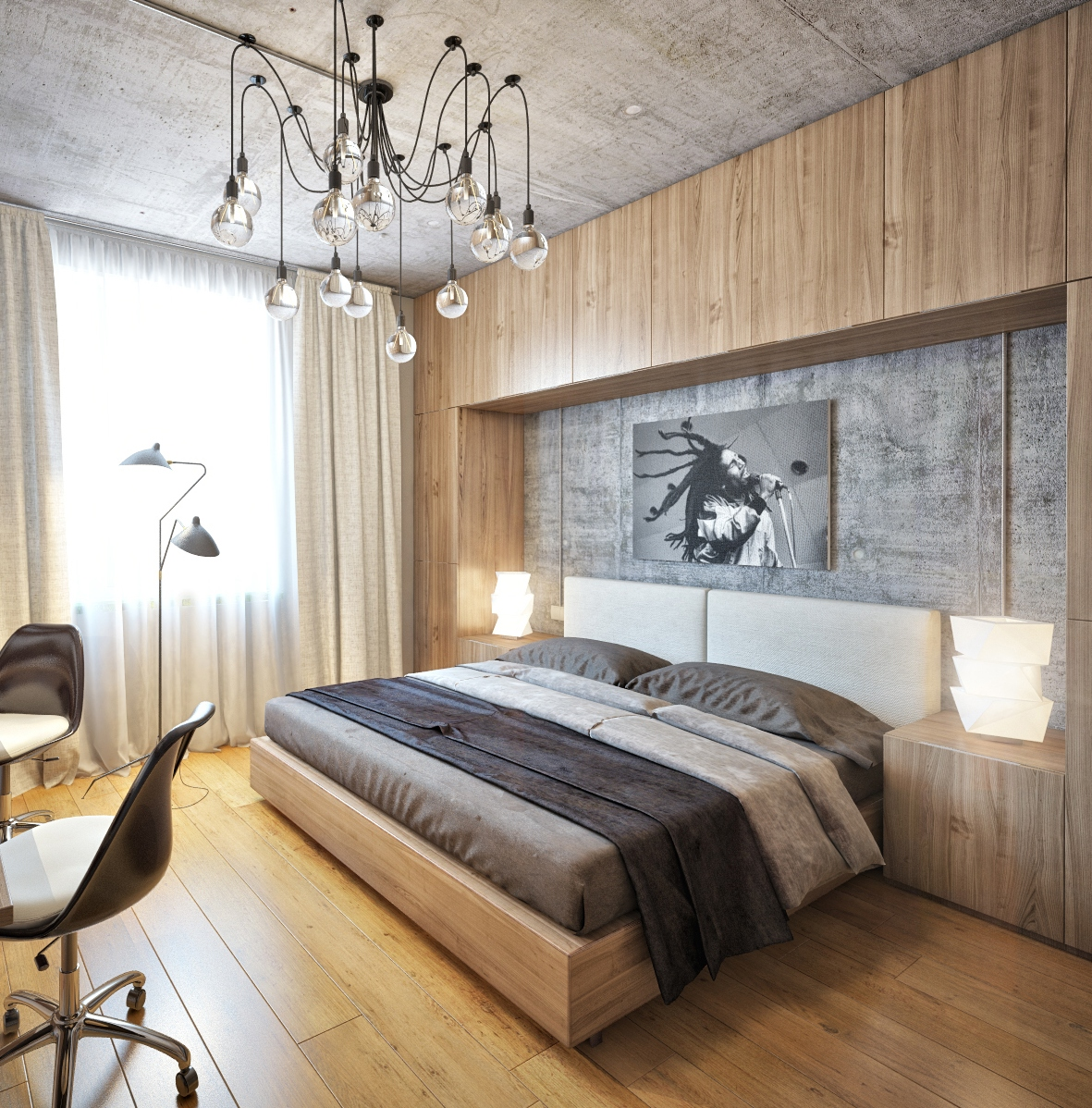 7 Fresh Inspiring Ideas For Bedroom Lighting