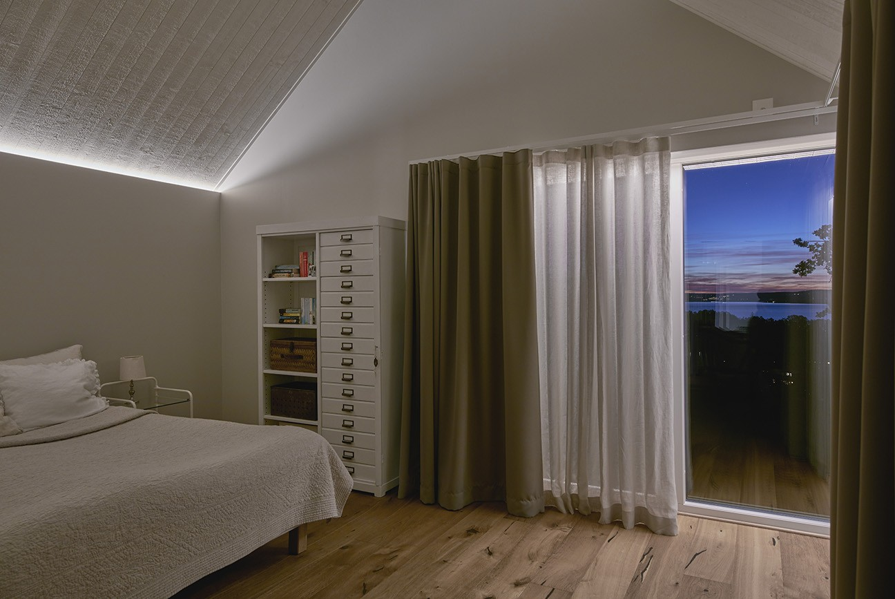 indirect bedroom lighting