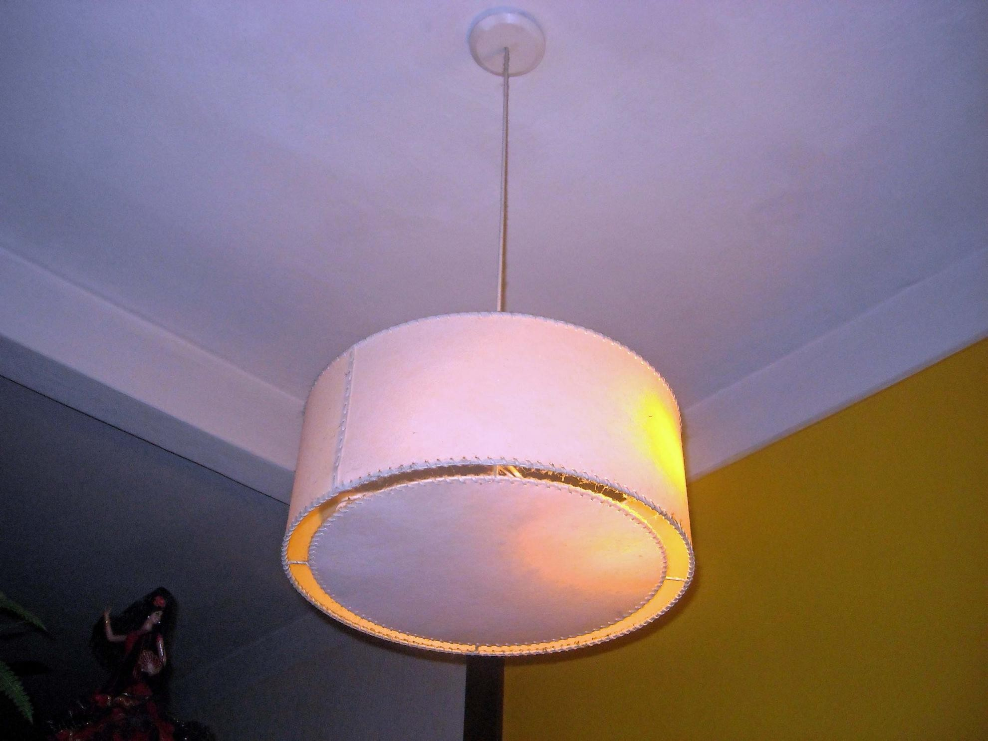 Lamp shades the complete guide certified lighting drum lamp shade aloadofball Choice Image