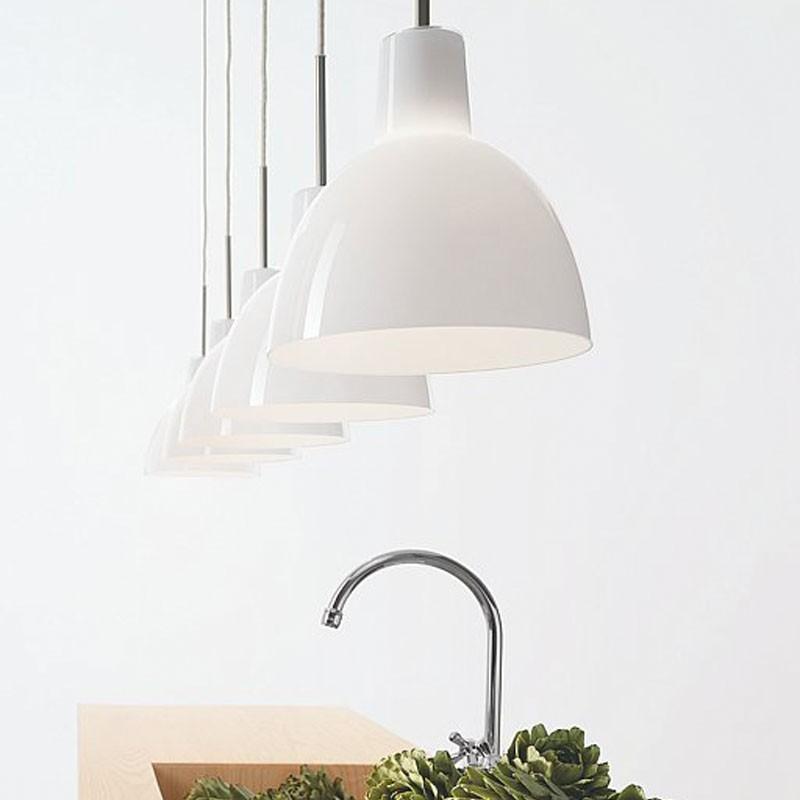 Bell Lamp Shades