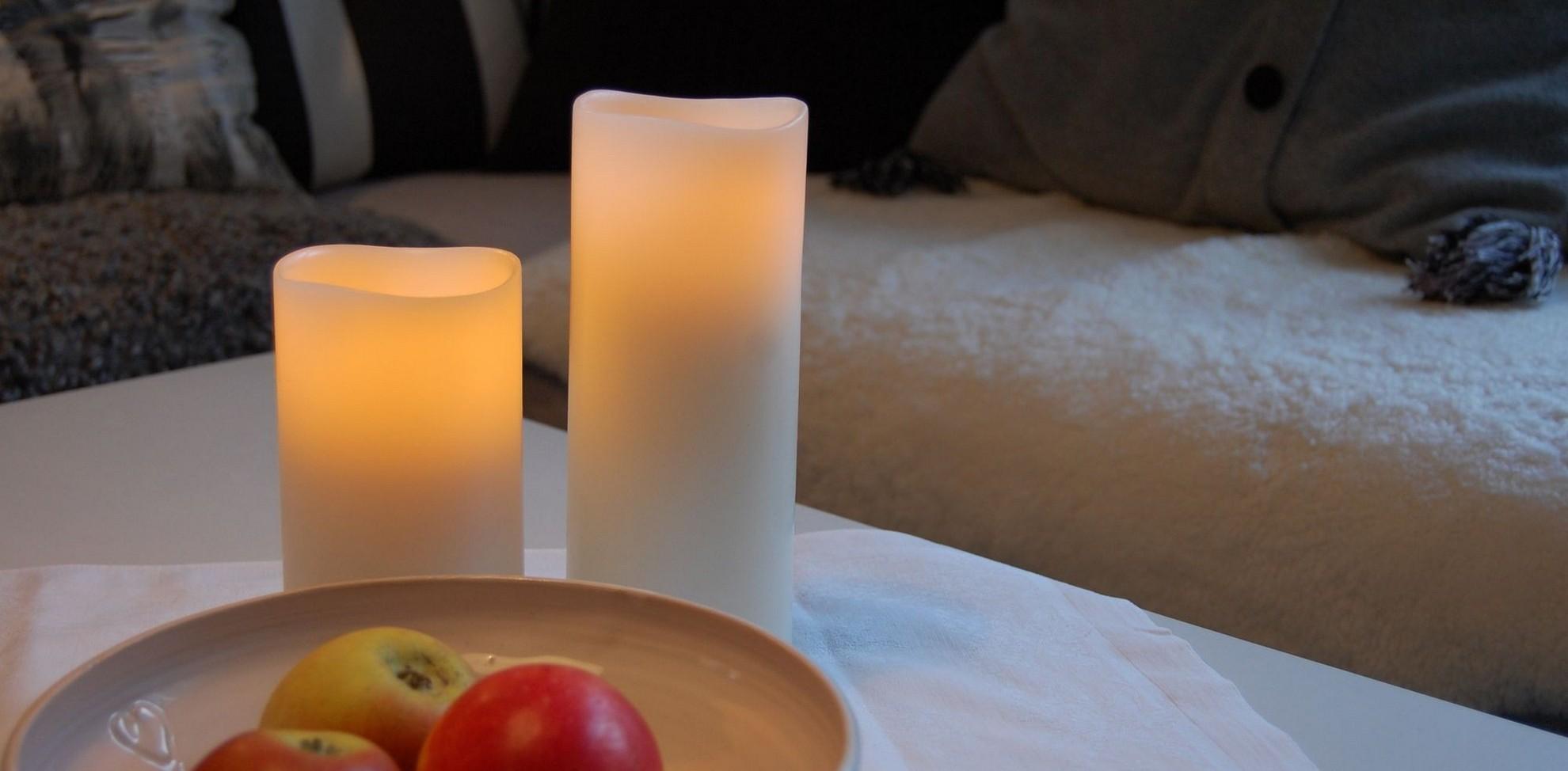 Amber LED Lights