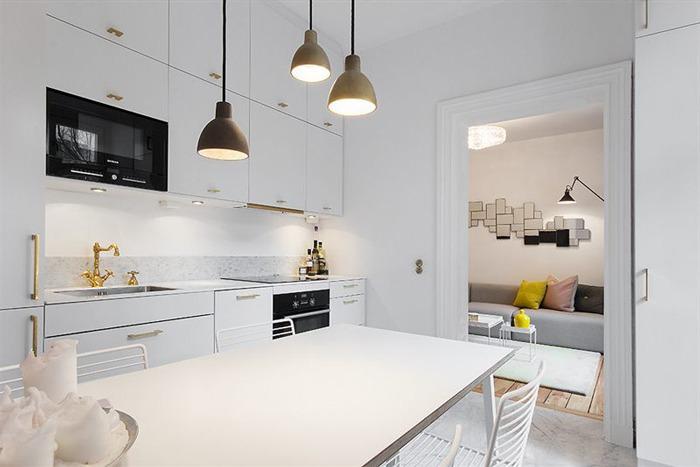 20 Brilliant Ideas for Modern Kitchen Lighting | Certified ...