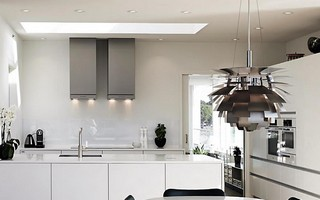 20 Brilliant Ideas for Modern Kitchen Lighting