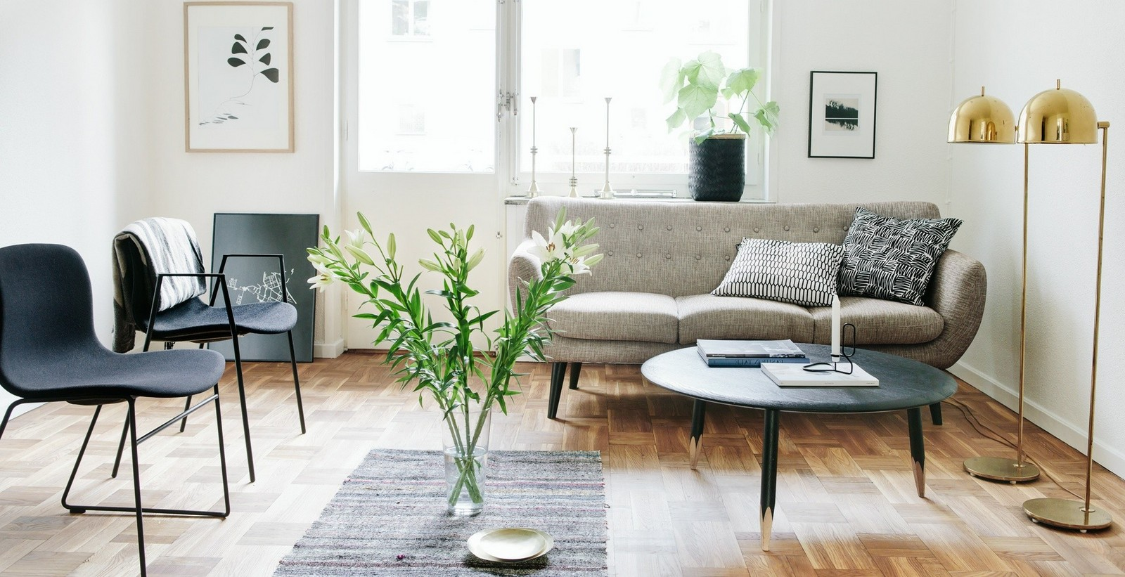 How to choose a lamp for an interior