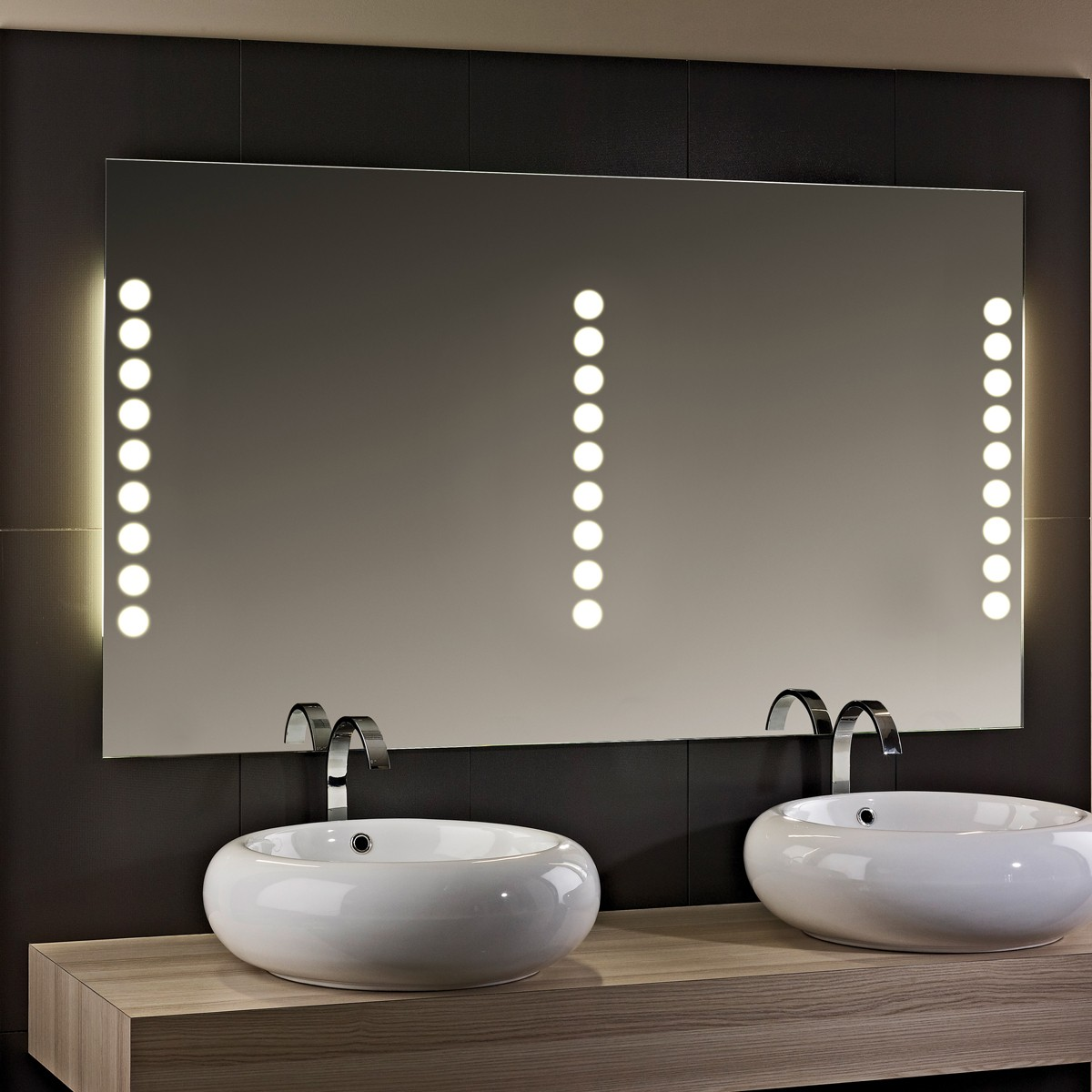 Illuminated Mirrors Bathroom: Illuminated Bathroom Mirrors