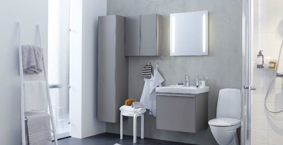 Illuminated Bathroom Mirrors A Stylish Lighting