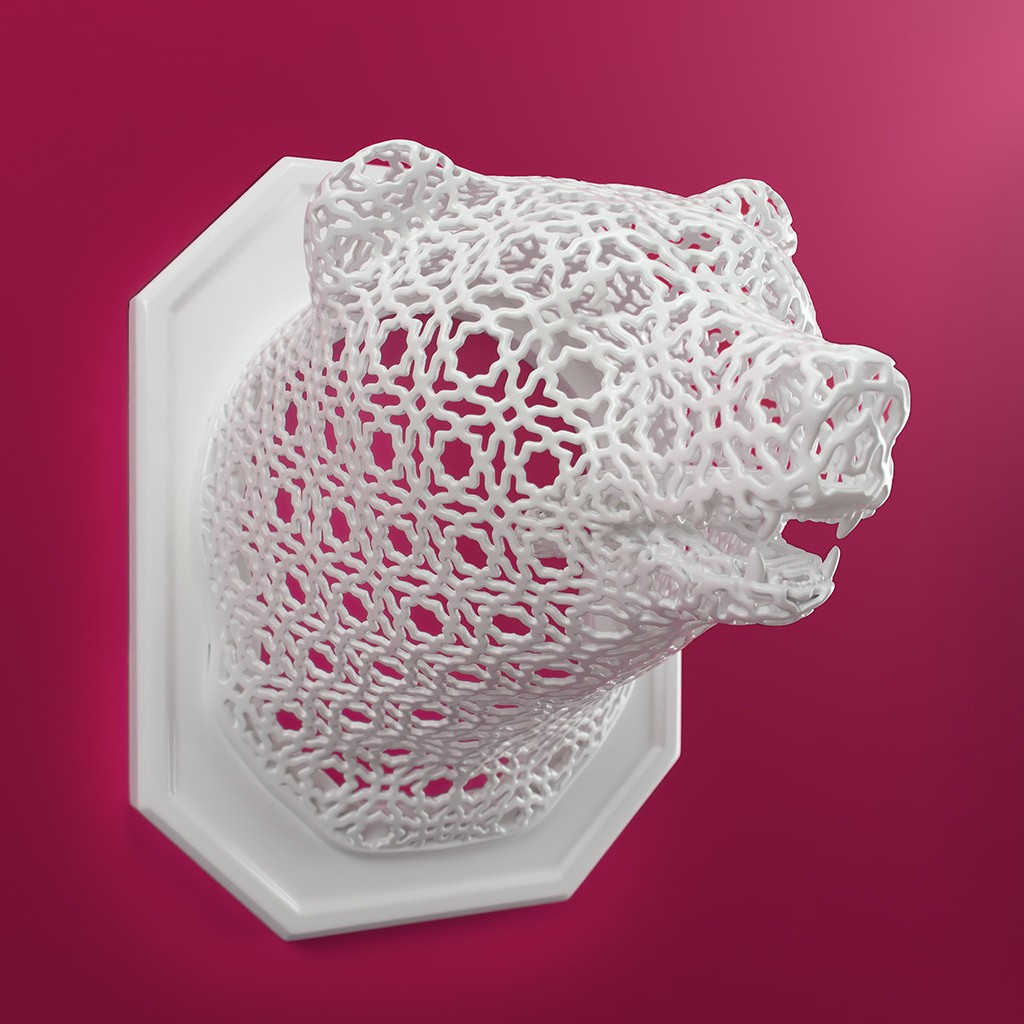 Linlin & Pierre-Yves JACQUES 3D Printed Lamp Shades