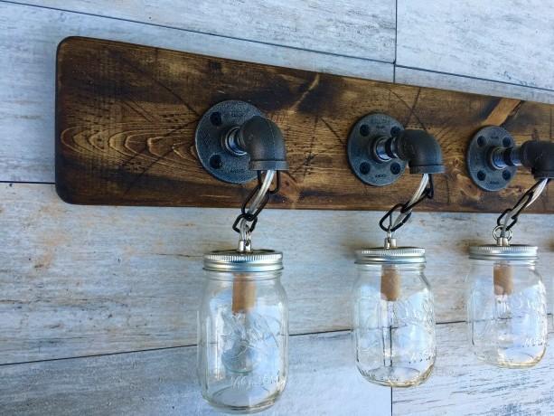 mason jar lights