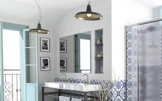 Creating A Vintage Bathroom Lighting Design