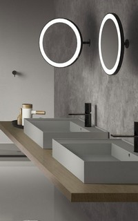Illuminated Bathroom Mirrors - A Stylish Bathroom Lighting Solution