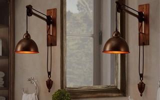 Industrial Lamps: 25 Impressive Vintage Solutions