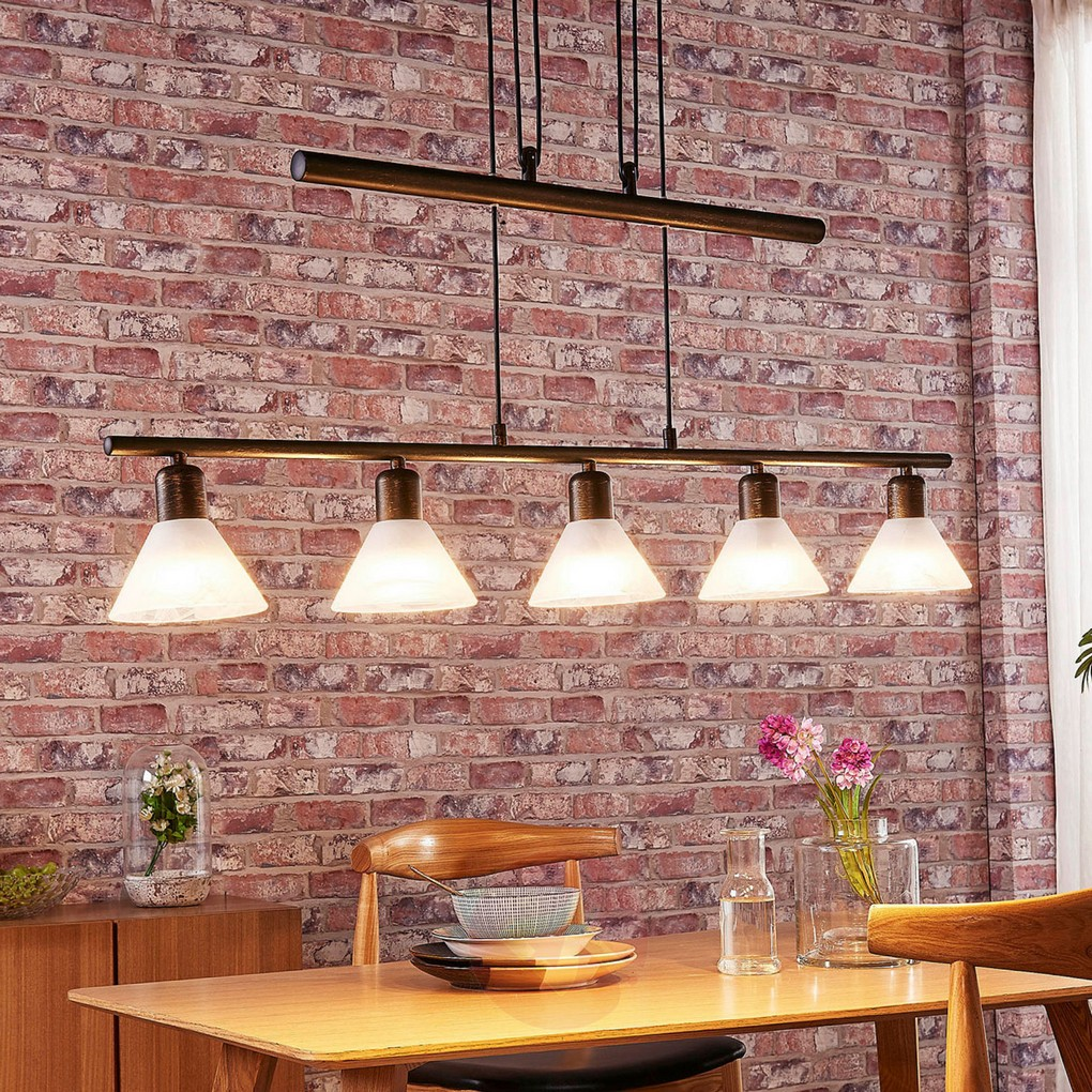 Pendant Lights with Pattern