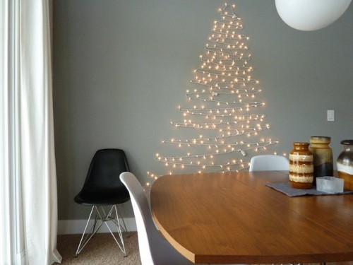 Creative Christmas Lighting Ideas