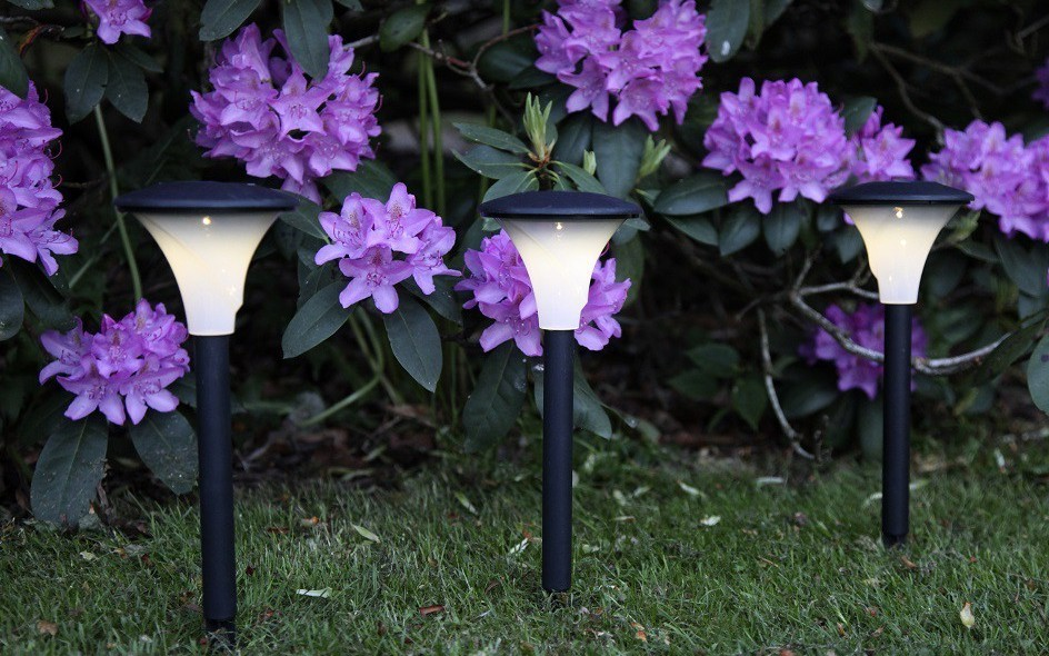 Garden Solar Lighting: Ideas And Tips