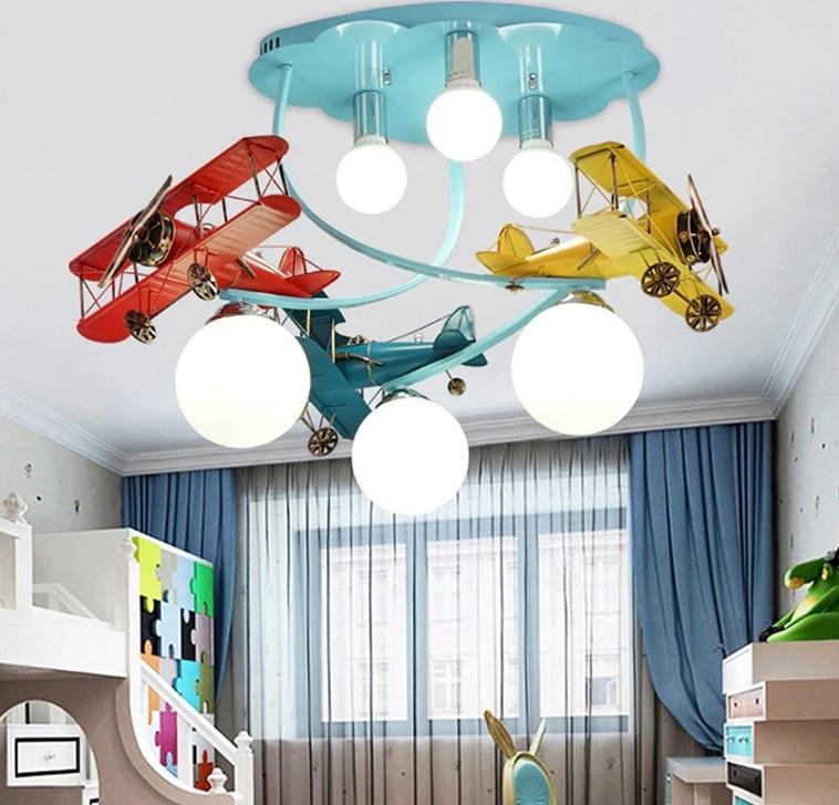 Child's Room Lighting