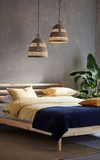 17 unique and creative bedside lighting ideas