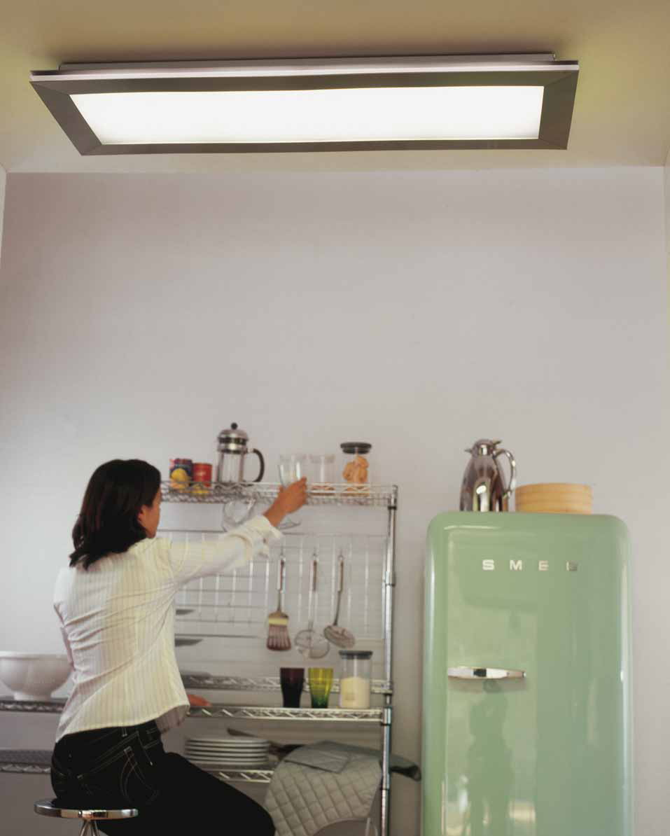 Overhead Lighting For Small Kitchens