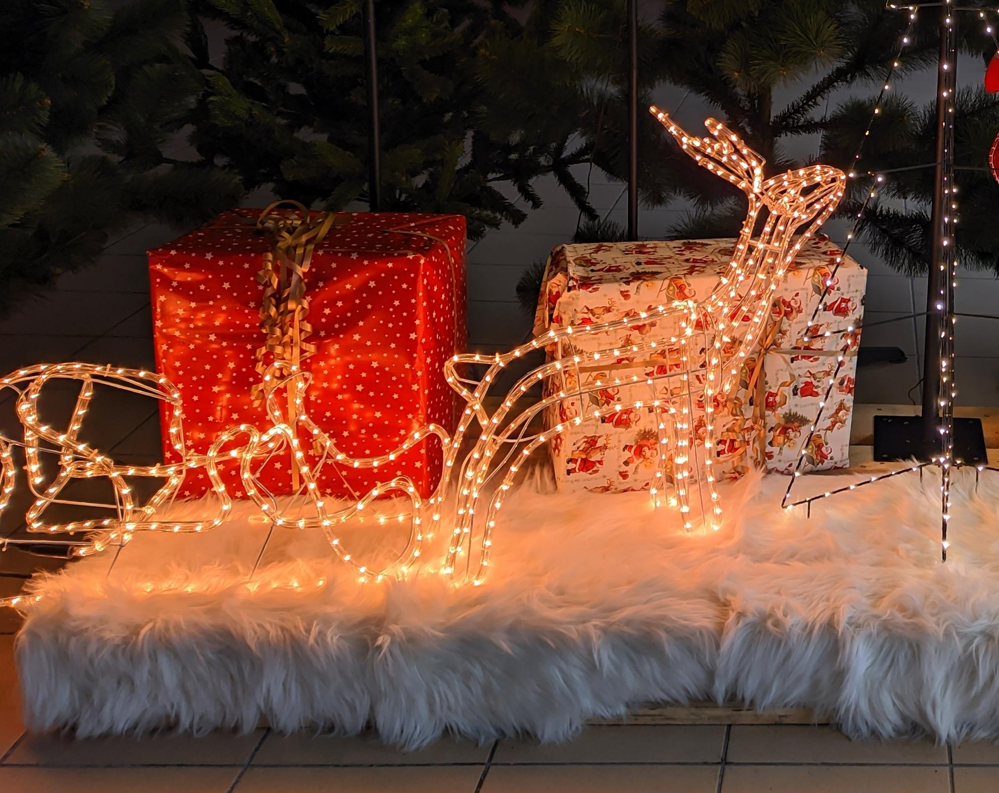 Rope Christmas Lights