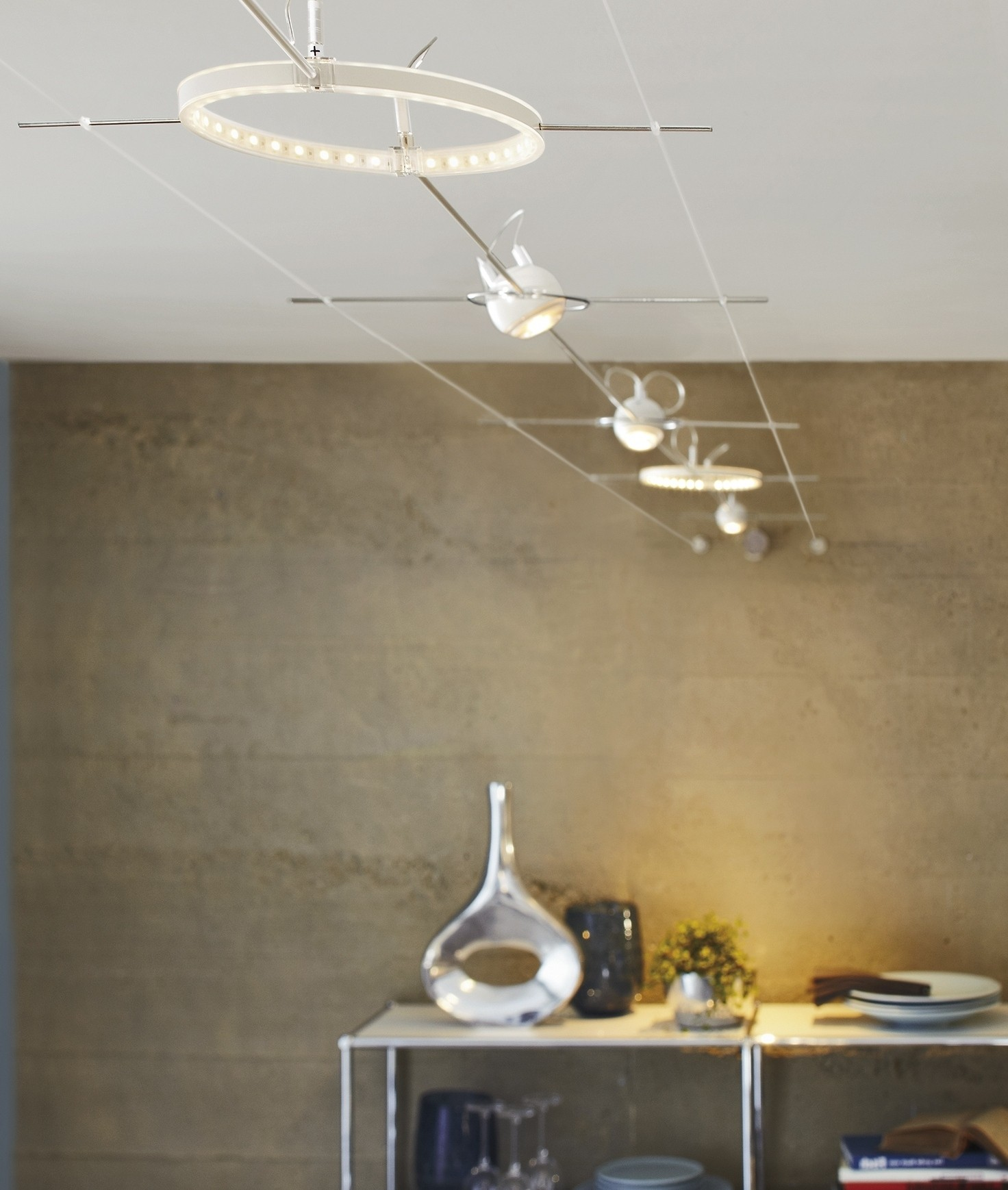 Paulmann Airled track lighting