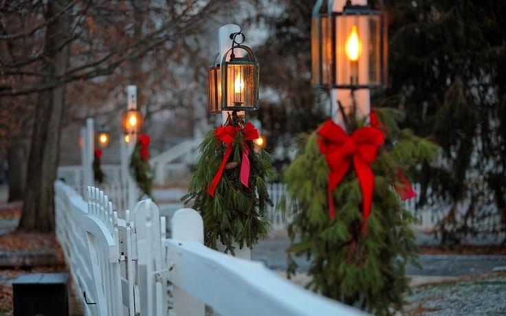 classic lantern posts